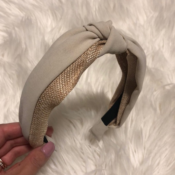 Anthropologie Accessories - Anthropologie Knotted Headband